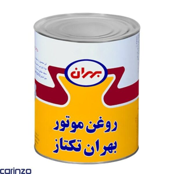 روغن موتور بهران تکتاز موجود در فروشگاه اینترنتی کارینزو مرجع فروش و توزیع مویرگی انواع روانکار در ایران