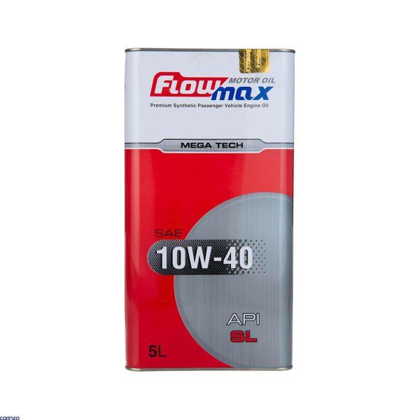روغن موتور فلومکس مگاتک 5 لیتری فروشگاه اینترنتی کارینزو