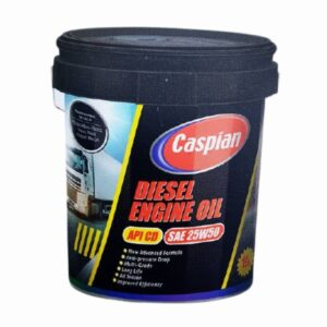 روغن موتور دیزلی کاسپین CD2550 موجود در فروشگاه اینترنتی کارینزو