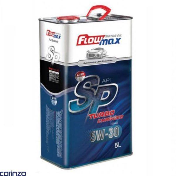 روغن موتور فلومکس مدل توربو شارژ با تکنولوژی آخرین گرید آمریکا SP